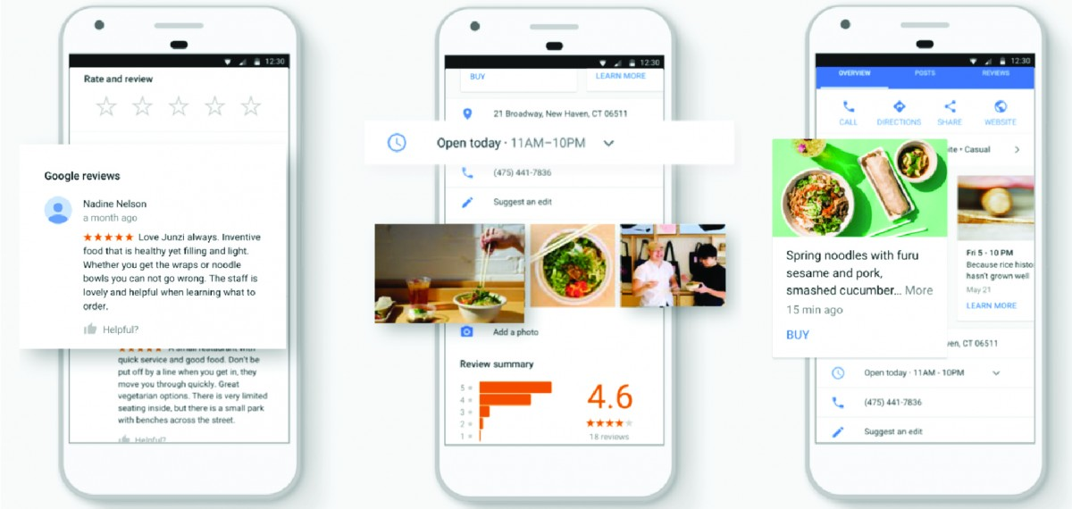 Google My Business: Improve Your Local Search Rankings